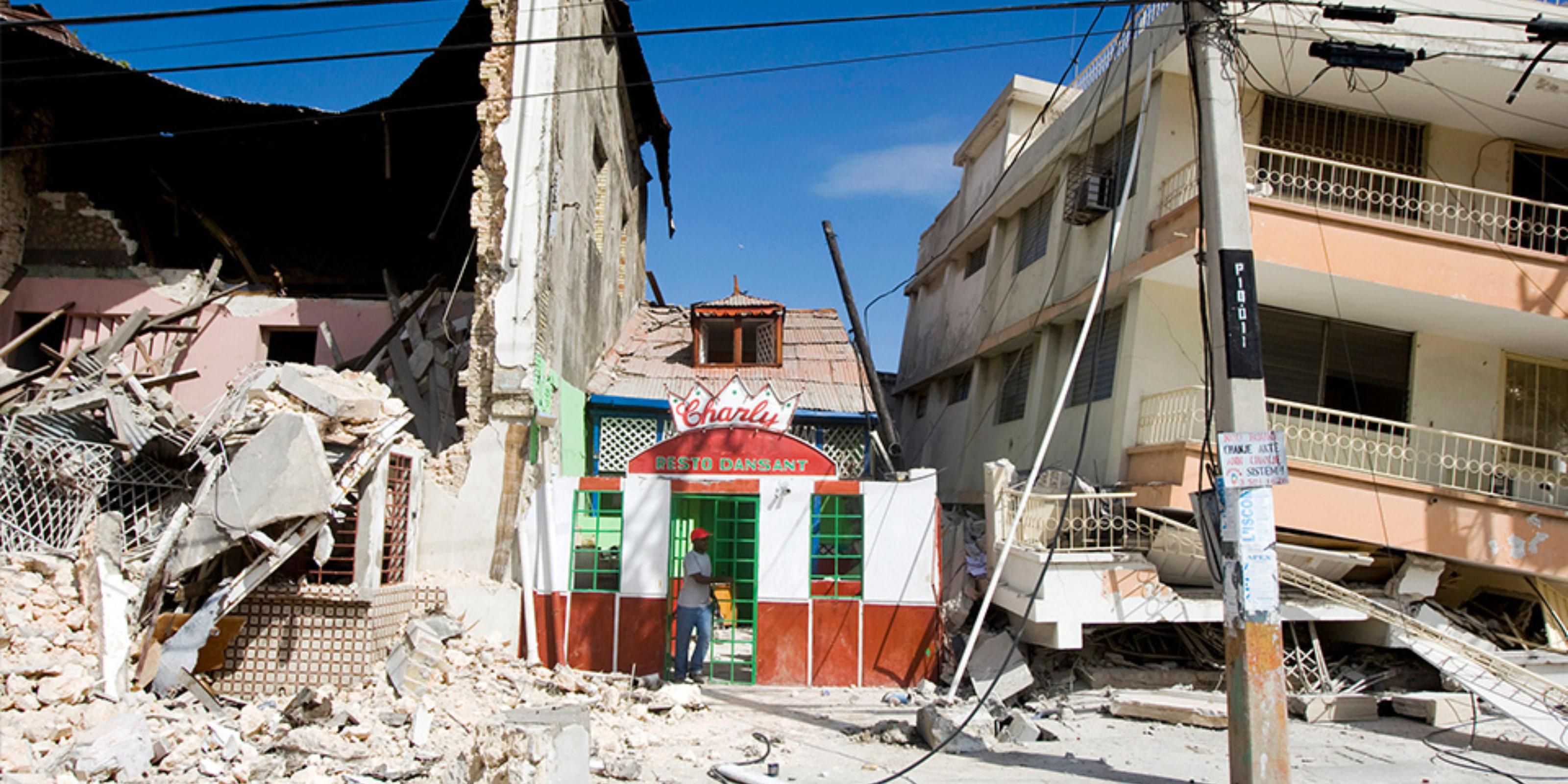Como Es Vivir En Haiti comunidades resilientes | unops