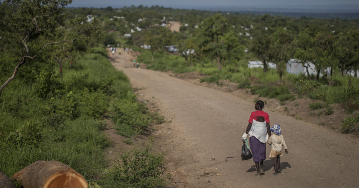 Japan Supports Economic Growth And Development Of Refugees