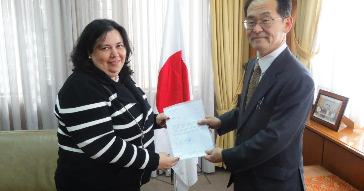 Japan provides support to Iraq's newly liberated areas